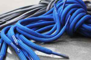 Shoe laces and cords