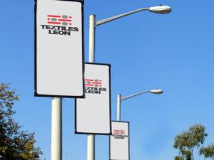Jumbo banners