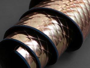 Metallized elastics