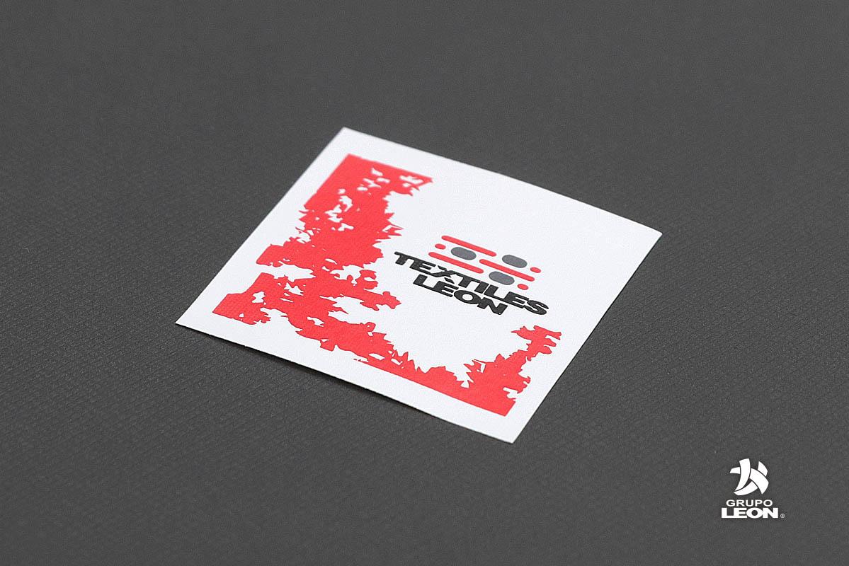 Etiqueta Hot Stamping